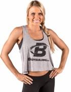 Bodybuilding.com Women's Core B Swoosh Flashdance Tank