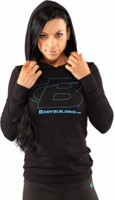 Bodybuilding.com Women's Core Outline Thermal Hoodie