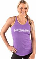 Bodybuilding.com Women's Core Simple Classic Eco Ringer Tank