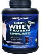 BODYSTRONG 100% Whey Protein Isolate
