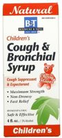 Boericke and Tafel Children's Cough and Bronchial Syrup