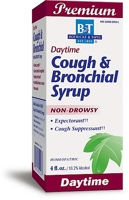 Boericke and Tafel Cough & Bronchial Syrup Daytime