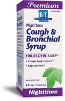 Boericke and Tafel Cough & Bronchial Syrup Nighttime