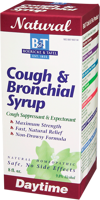 Boericke and Tafel Cough & Bronchial Syrup