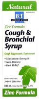 Boericke and Tafel Cough & Bronchial Syrup w/ Zinc