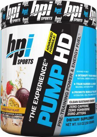 Bpi sports pump-hd reviews