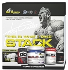 "BPI Sports ""This Is What I Take"" STACK"