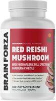 Brain Forza Red Reishi Mushroom