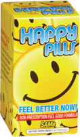 Brain Pharma Happy Pills 60ct.