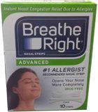 Breathe Right Nasal Strips Advanced