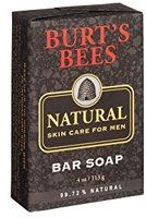 Burt's Bees Men's Natural Bar Soap