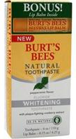 Burt's Bees Natural Toothpaste
