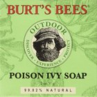 Burt's Bees Outdoor Poison Ivy Soap