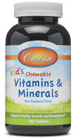 Carlson Chewable Vitamins and Minerals