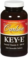 Carlson Key-E Suppositories