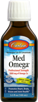 Carlson MedOmega Fish Oil 2800
