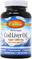 Carlson Super Cod Liver Oil