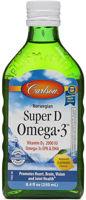 Carlson Super D Omega-3