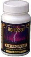 CC Pollen High Desert Bee Propolis