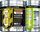 Cellucor Pump and Burn Stack
