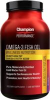 Champion Nutrition Omega 3 Fish Oil