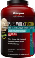 Champion Nutrition Pure Whey Fusion
