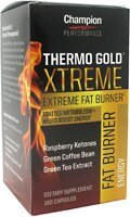 Champion Nutrition Thermo Gold Xtreme