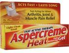 Chattem Aspercreme Heat