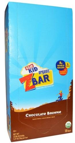 Clif Kid Organic Zbar | News, Reviews, & Prices at PricePlow
