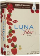 Clif Luna Fiber Bar