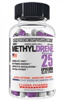 Cloma Pharma Labs Methyldrene-25 Elite