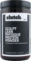 Clutch Sculpt Lean Physique Protein Powder