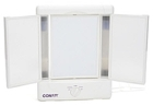 Conair CONAIR Illumina Collection Two-Sided Lighted Makeup Mirror with 4 Light Settings
