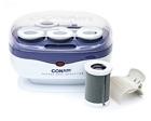 Conair CONAIR Instant Heat Travel Hairsetter Jumbo-Sized Soft Velvety Rollers