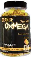 Controlled Labs Orange OxiMega Fish Oil