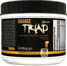 Controlled Labs Orange Triad + Greens