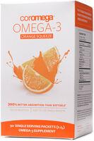 Coromega Omega 3 Squeeze