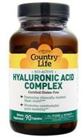Country Life Bio-Active Hyaluronic Acid Complex
