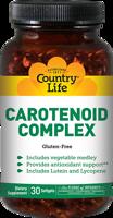 Country Life Carotenoid Complex