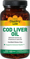 Country Life Cod Liver Oil