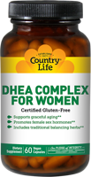 Country Life DHEA Complex for Women