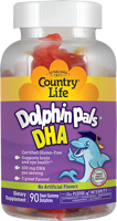 Country Life Dolphin Pals DHA