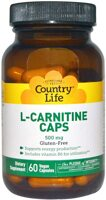 Country Life L-Carnitine