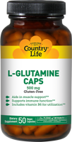 Country Life L-Glutamine