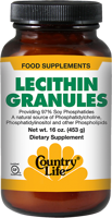 Country Life Lecithin Granules