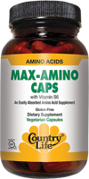 Country Life Max-Amino with B-6