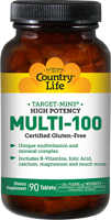 Country Life Multi-100 (Time Release)