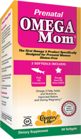 Country Life Prenatal Omega Mom