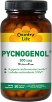 Country Life Pycnogenol
