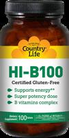 Country Life Super Potency HI-B-100